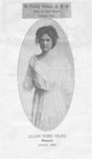 Lillian Dobbs Helms, soprano, Lincoln, Nebraska