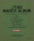 Star march album : for Eastern Star chapters