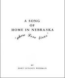 Song of home in Nebraska