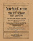 Camp fire clatter