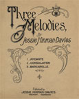 Three melodies