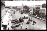 Main Street, Neligh, at Fair time
