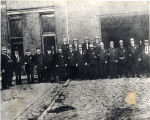 Lincoln police force, 1907