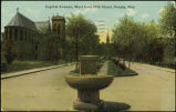 Capital Avenue, west from 17th Street, Omaha, Neb.