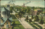 Capitol Ave., looking west, Omaha, Neb.