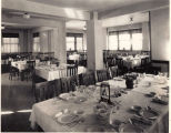 Dining room, Immanuel Deaconess Institute