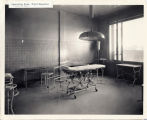 Operating room, third hospital, Immanuel Deaconess Institute